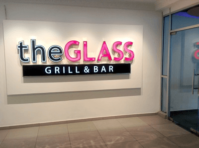 The Glass GrillBar9